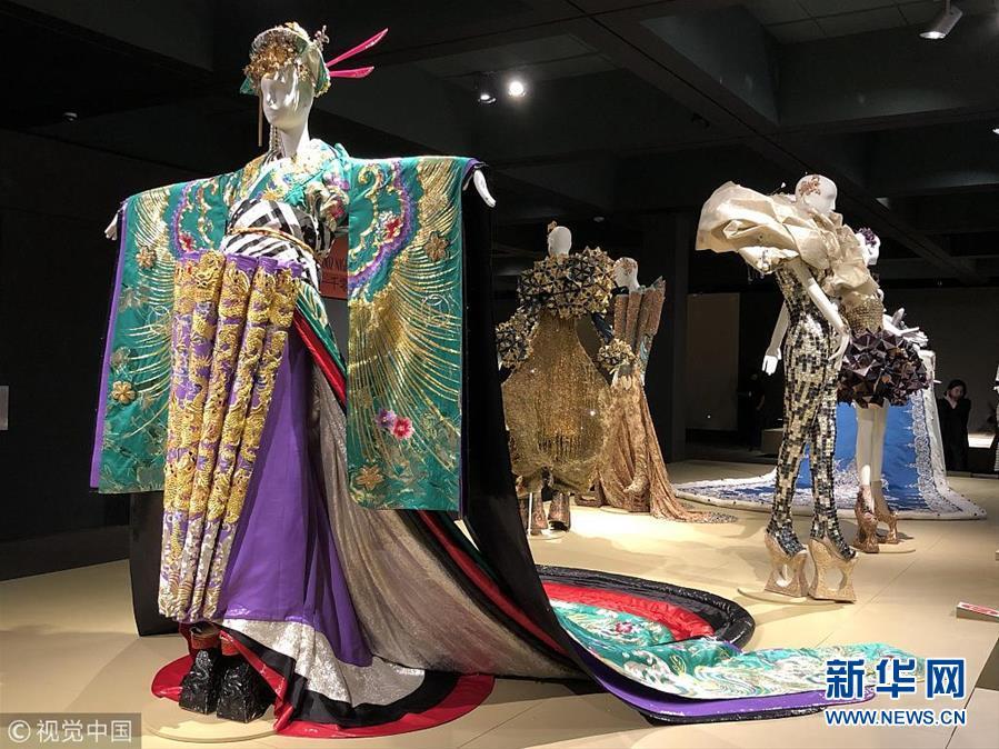 """""""郭培:超越时装""""华服盛宴首次亮相美国"""