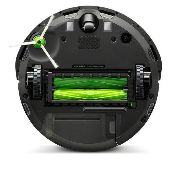 Roomba i7+ 扫地机器人背面特写