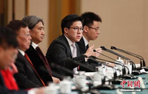 霍启刚委员谈粤港澳大湾区:家的扩大和延伸