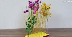 漂亮的桌面花艺装饰