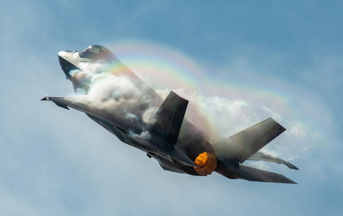 新加坡国防部打脸CNN:买F-35并非针对中国