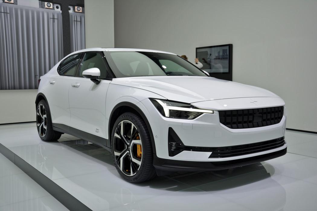 Polestar 3将于2021年底问世 定位纯电动轿跑式SUV