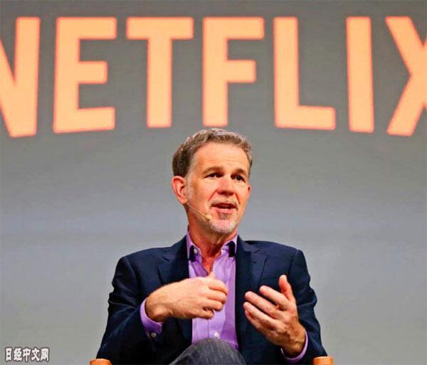 在线视频服务商Netflix将在日本制作自主动画