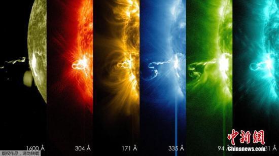 科学家发现远古耀斑痕迹 类太阳风暴恐再爆发
