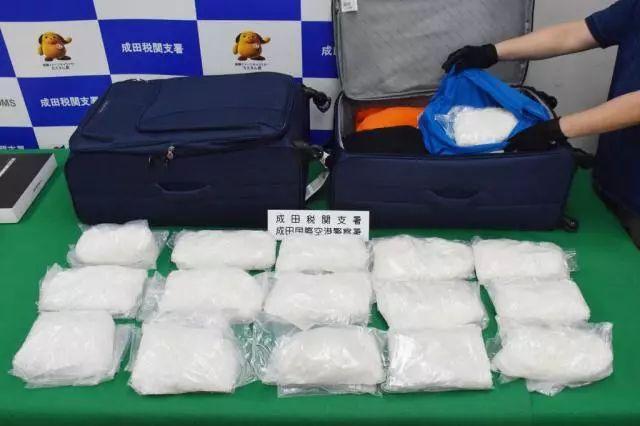 加拿大人向日本走私毒品,数量吓坏日本海关