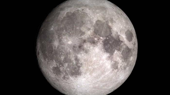 NASA探测到水分子在月球的日侧移动