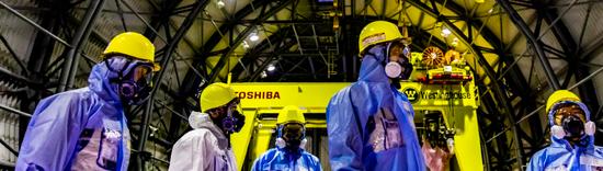 福岛核走漏8年:呆板人研发迟钝 清算洁净需几十年