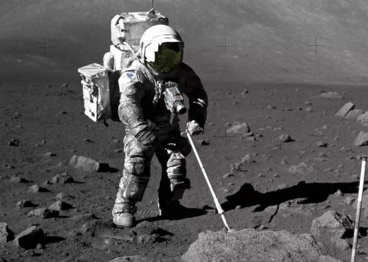 NASA宣布将对未触及的阿波罗月球样本举行研讨