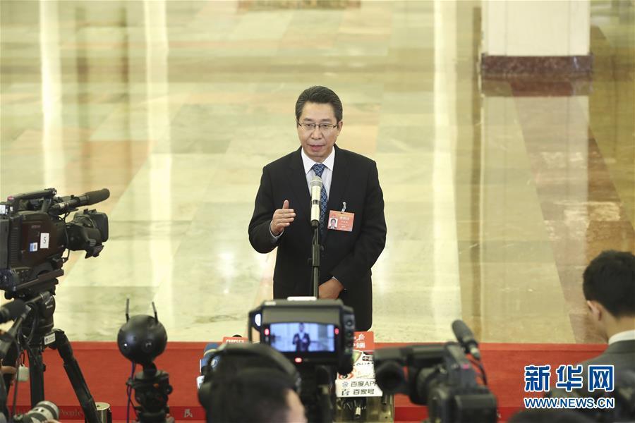 申长雨:建立侵权惩罚性赔偿制度 大幅提高侵权违法的成本