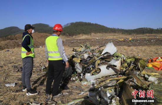 国际民航组织:期待了解埃塞航空客机失事原因