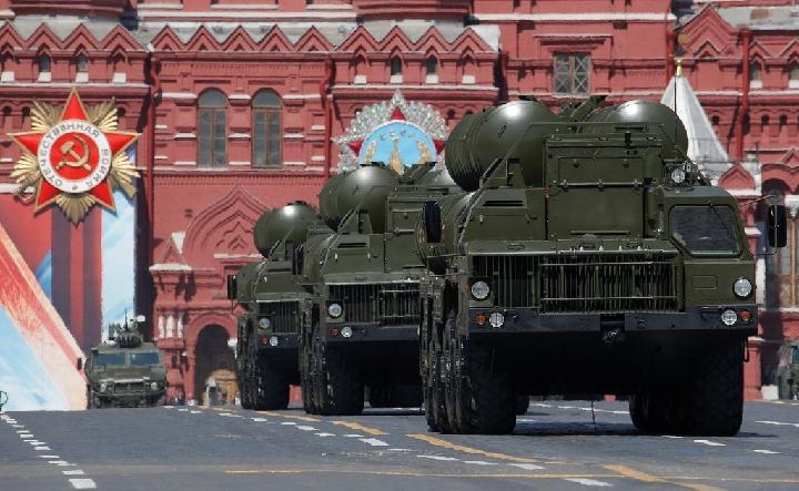 俄罗斯否认军火出口下滑