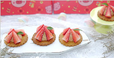 春天里销魂的草莓甜品