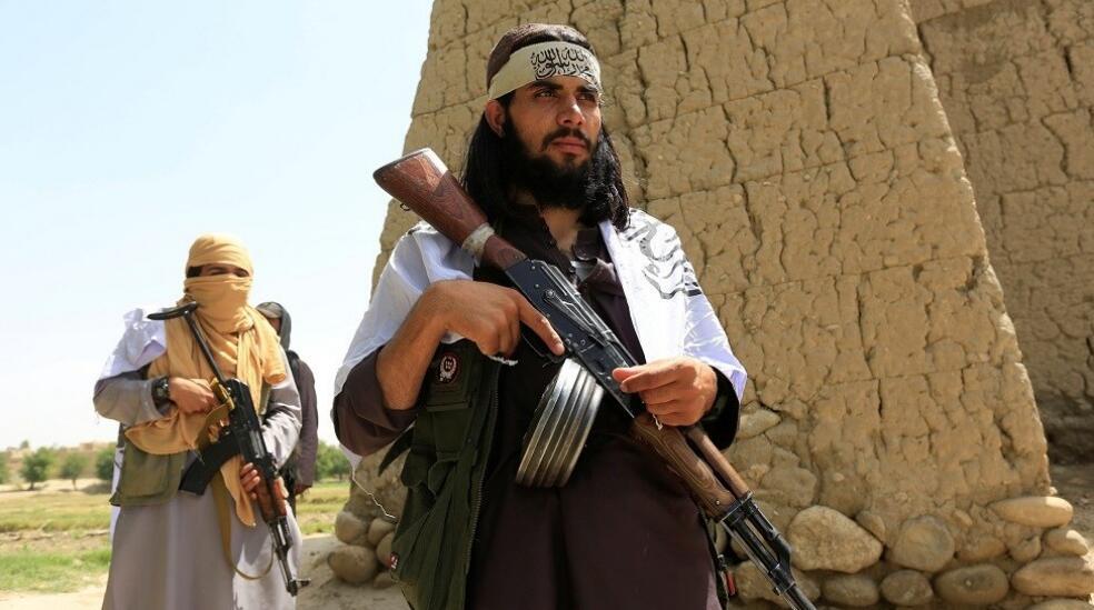 """美国特使与塔利班就阿富汗撤军问题达成""""协议草案"""""""