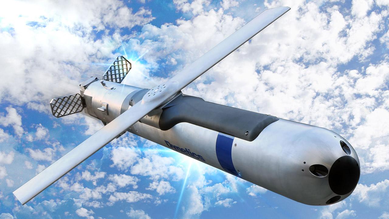美军测试微型滑翔制导炸弹 将用于装备无人机