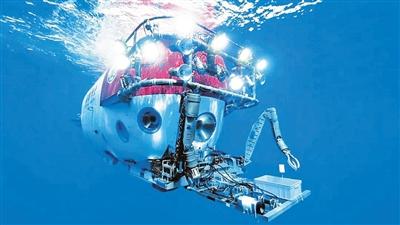 中国载人深潜: 向海底一万米进发