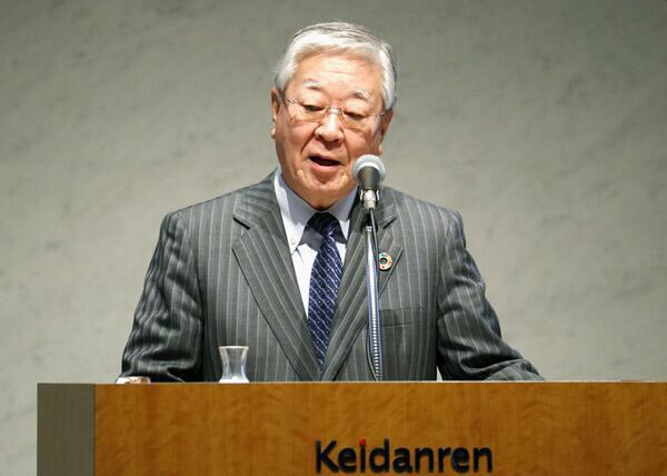 """日本""""财界总理""""呼吁重启核电站,拒绝与反核电团体对话遭质疑"""