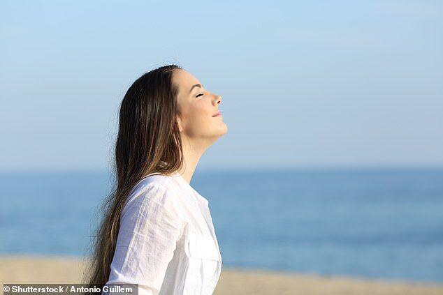 深呼吸可增加脑电活动 有助提高办事效率