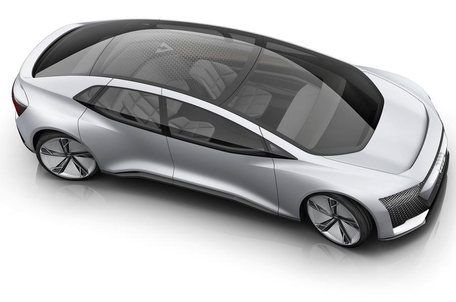 奥迪全新观点车将表态上海车展 将来设计前瞻