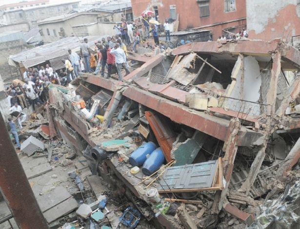 快讯!尼日利亚一小学校舍倒塌 约100名学生被困