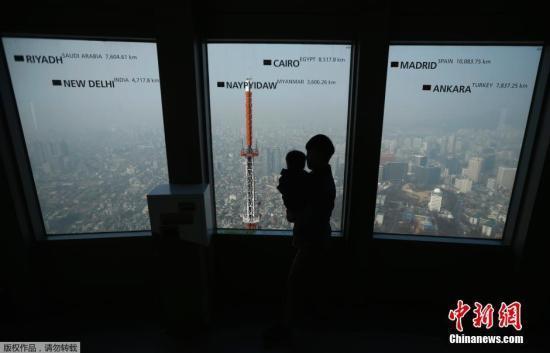 韩国国会通过重雾霾天气入灾法案 打出治霾组合拳
