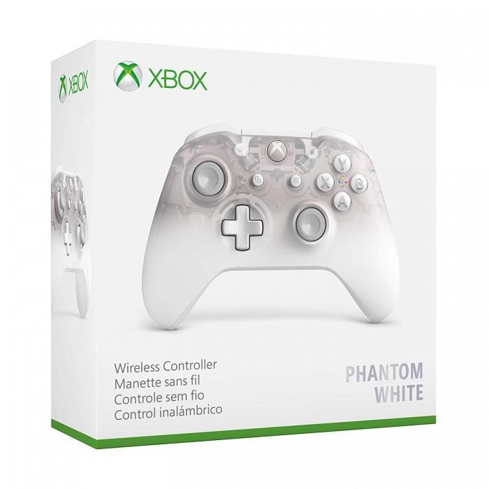 半透明额度白色Xbox新手柄泄露 设计令人惊艳