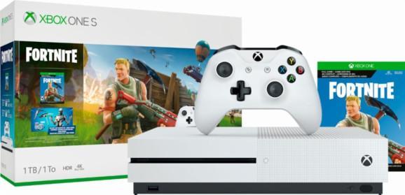 微软即将发布无光驱的纯数字版Xbox One S