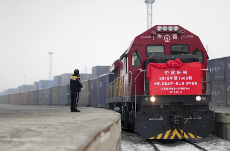 """意政要:不错过中国""""一带一路""""这趟列车"""