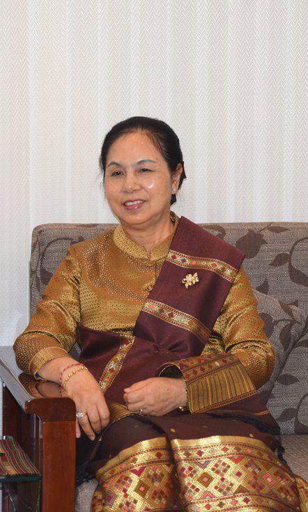 """老挝驻华大使:""""一带一路""""是一个具有远见卓识的倡议"""