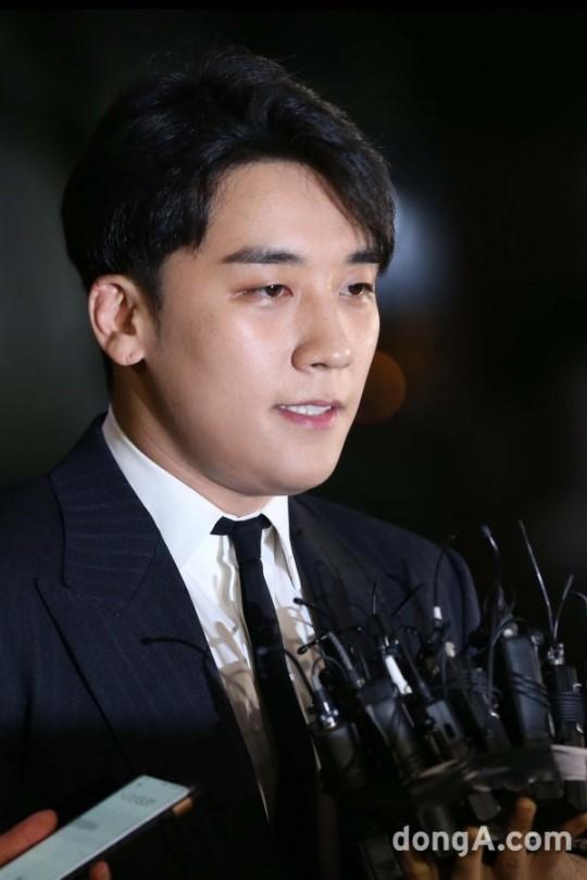 经纪公司YG宣布与胜利解约 性招待偷拍等负面缠身
