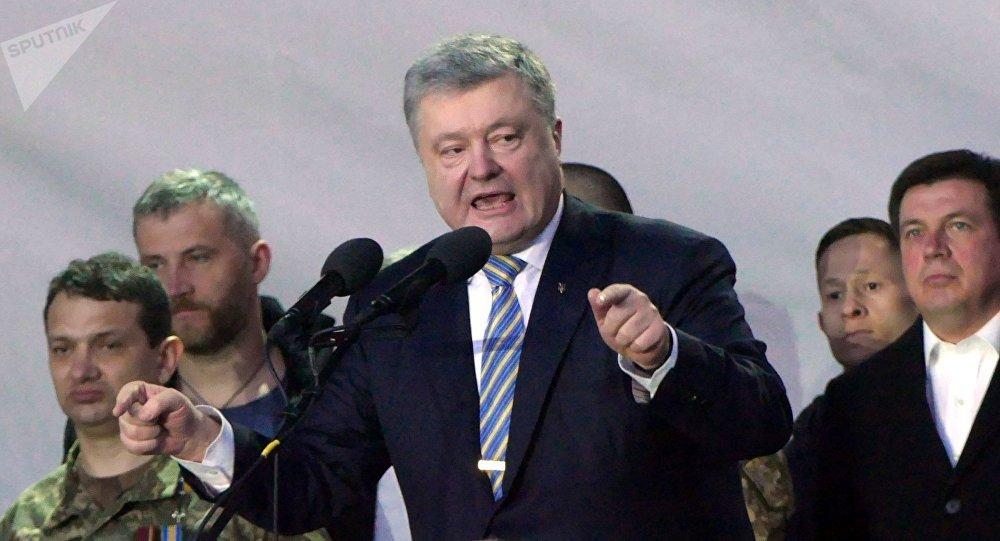 波罗申科宣布乌克兰将在俄乌边境试射新导弹