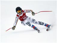 高山滑雪世界杯-弗?#21462;?#26045;密德霍弗摘得滑降赛季桂冠