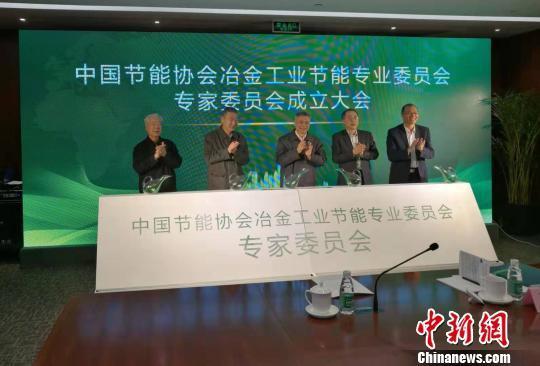 中国节能协会冶专会专家委员会在京成立