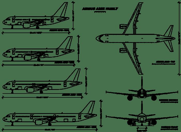 """对比空客A320与A321 谁将是空客的""""当家花旦"""""""