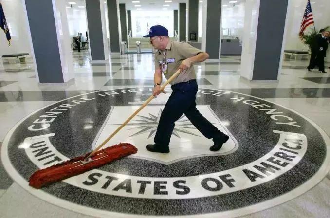 CIA,欧洲朝鲜使馆……确定这不是拍大片?!