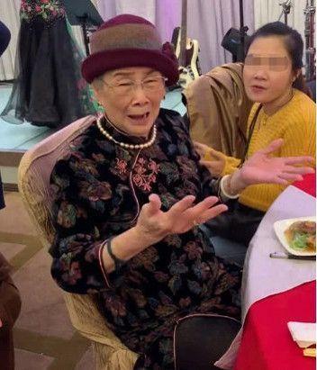梅艳芳母亲申请二次破产 讨女儿遗产为自己庆生