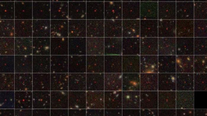 科学家发现83个超大质量黑洞 几乎与已知宇宙一样古老