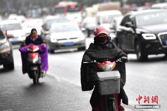 北方地区多冷空气活动 西藏青海有较强降雪