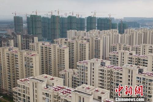 前两月房地产投资超1.2万亿 商品房销售面积下降3.6%