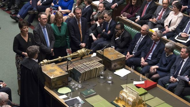 脱欧战在即!英议会否决第二次全民公投,将推迟脱欧