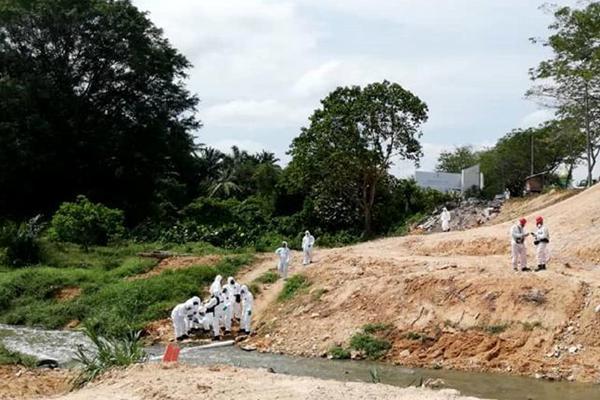 马来西亚因化学废料污染停课学校增至111所
