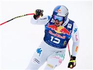 高山滑雪世界杯-帕里斯首夺单项赛季冠军