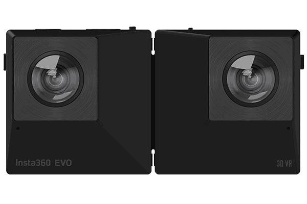 SB C&S将售折叠式全景裸眼3D相机Insta360 EVO