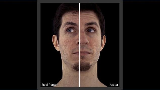 """脸书展示VR虚拟化身 用户""""面对面""""互动交流日趋成熟"""