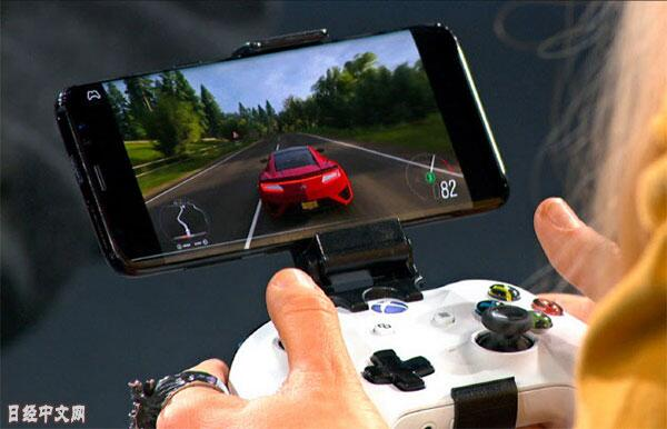 5G时代的云游戏:只要有手机就能玩大作