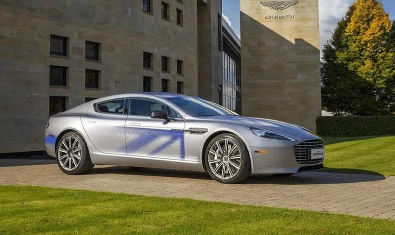 """""""007""""新座驾或为阿斯顿?马丁纯电动车"""