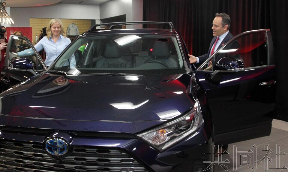 丰田汽车在美投资总额预计增至130亿美元