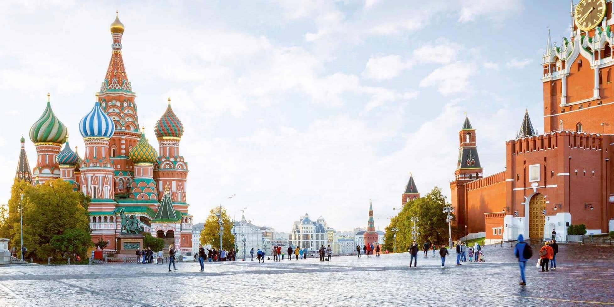 俄罗斯颁布指令:红场和克里姆林宫上空禁飞无人机