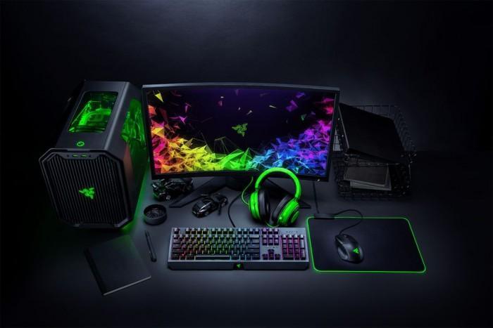 雷蛇推出新款游戏耳机\键盘\鼠标 价格亲民