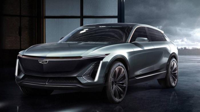 凯迪拉克以全新命名规则为电动汽车未来做好准备