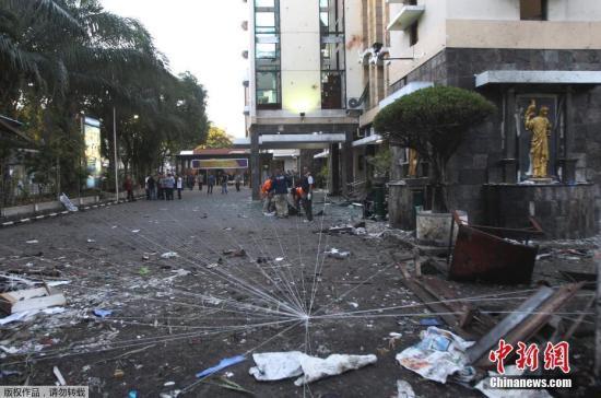 或计划恐袭?印尼落网涉恐嫌犯家被搜出300公斤炸药